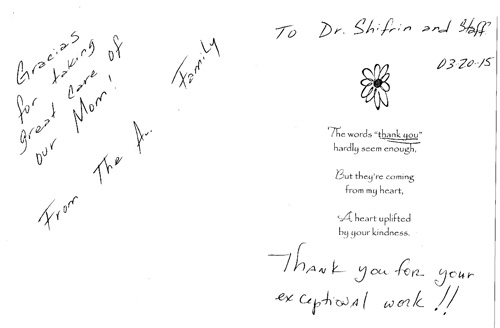 Alexander Shifrin, MD. Minimally Invasive Thyroid, Parathyroid and ...