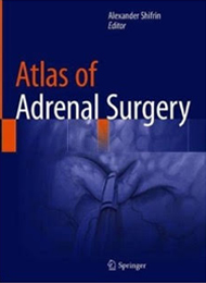 Cover of Atlas of Adrenal Surgery book